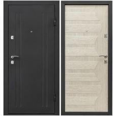 Дверь MD-75 2050*860*65 R металлическая,Китай