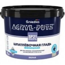 Шпатлевка АкрилПутц SP21 Spachtel финишн. 1.5кг Беларусь